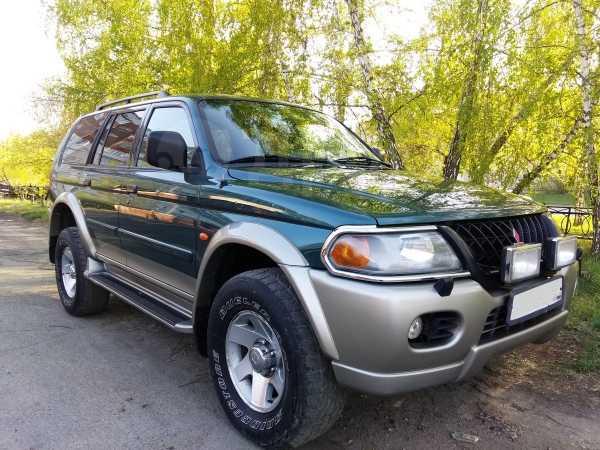 Mitsubishi Pajero Sport, 2002 год, 490 000 руб.