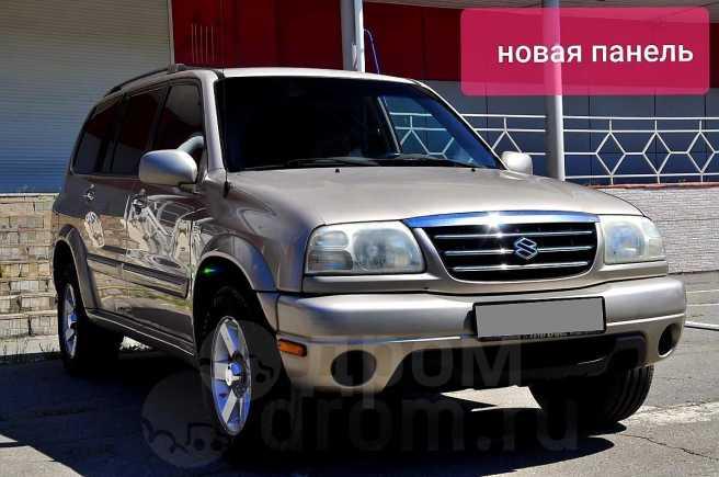 Suzuki Grand Vitara XL-7, 2002 год, 595 000 руб.