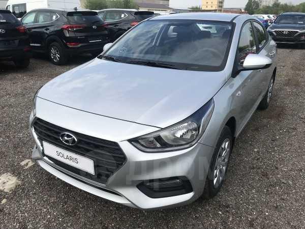 Hyundai Solaris, 2018 год, 812 722 руб.