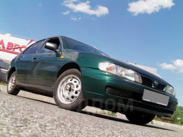 Nissan Almera, 1997 год, 195 000 руб.