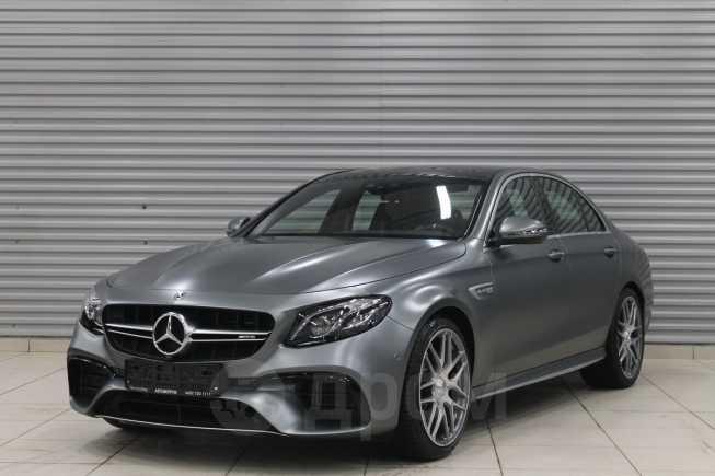 Mercedes-Benz E-Class, 2019 год, 9 341 000 руб.