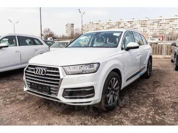 Audi Q7, 2019 год, 4 950 535 руб.