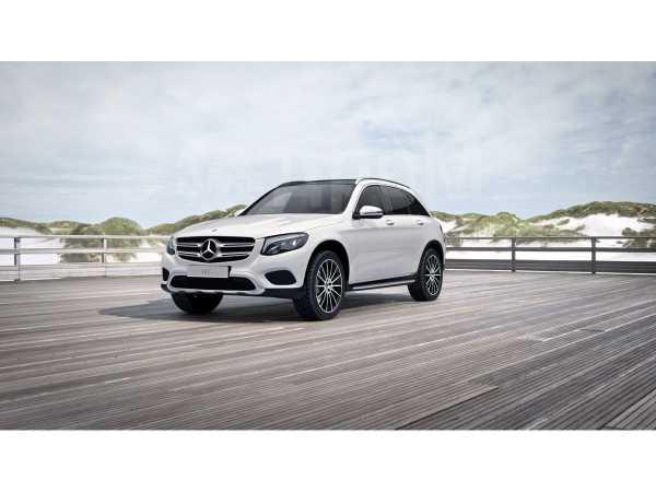 Mercedes-Benz GLC, 2019 год, 3 942 968 руб.