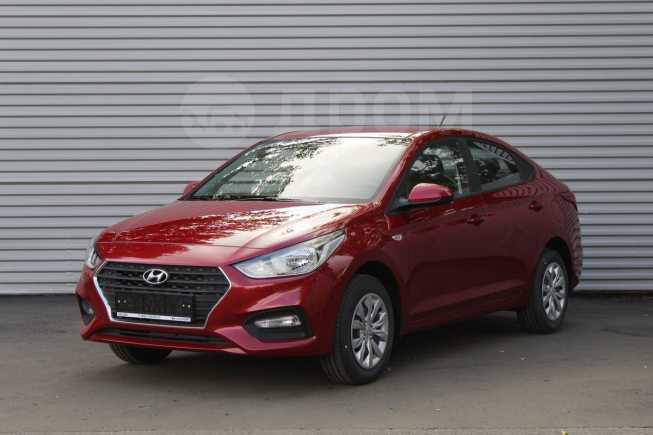 Hyundai Solaris, 2019 год, 858 000 руб.