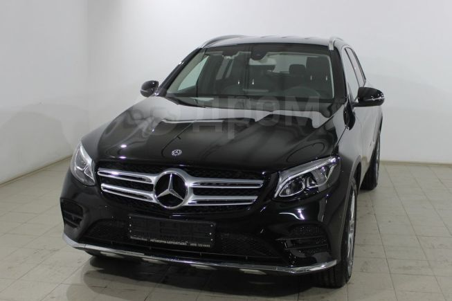 Mercedes-Benz GLC, 2019 год, 3 535 000 руб.