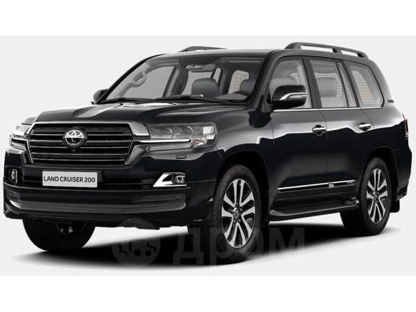 Toyota Land Cruiser, 2019 год, 6 002 000 руб.