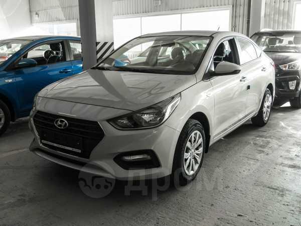 Hyundai Solaris, 2019 год, 943 000 руб.