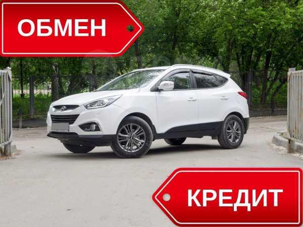 Hyundai ix35, 2015 год, 1 260 000 руб.