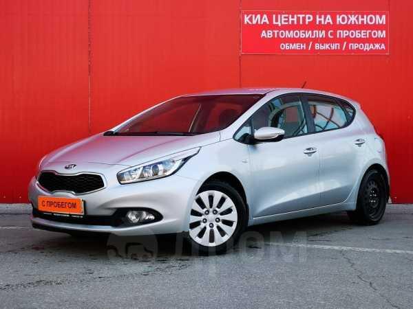 Kia Ceed, 2014 год, 535 000 руб.