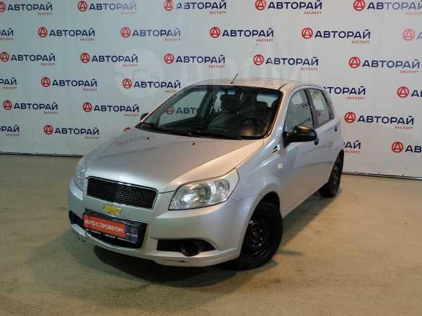 Chevrolet Aveo, 2008 год, 297 000 руб.
