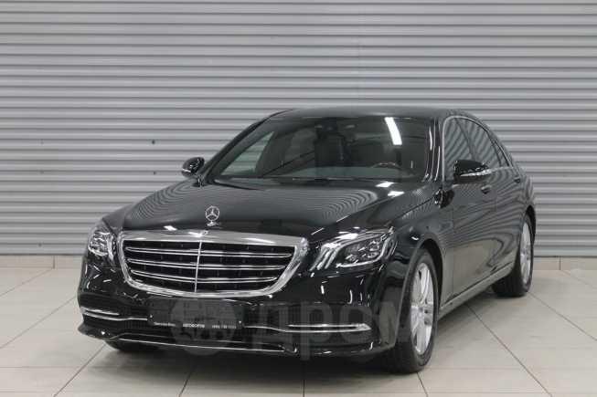 Mercedes-Benz S-Class, 2019 год, 8 390 000 руб.