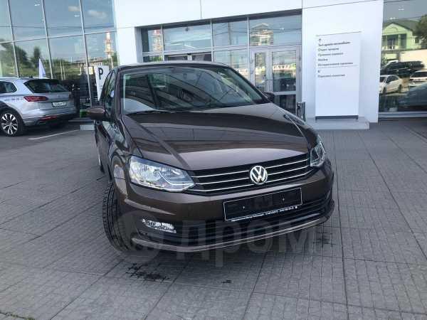 Volkswagen Polo, 2019 год, 1 017 760 руб.