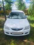 Mazda Familia, 2000 год, 250 000 руб.