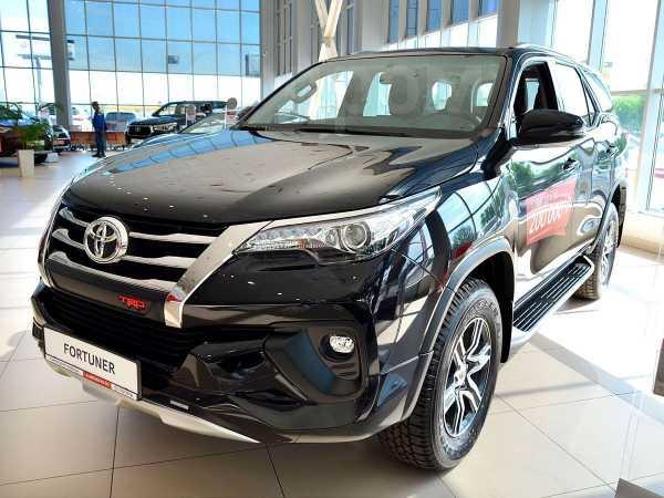 Toyota Fortuner, 2019 год, 2 925 000 руб.