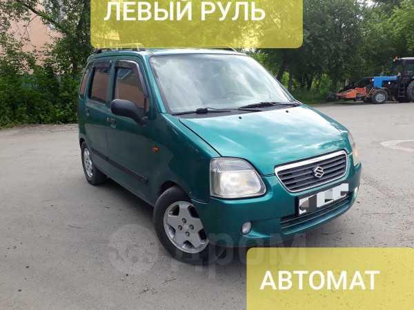 Suzuki Wagon R Plus, 2002 год, 225 000 руб.