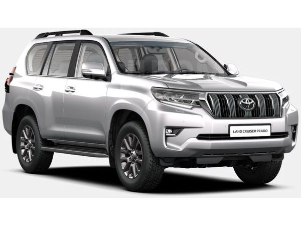 Toyota Land Cruiser Prado, 2019 год, 3 751 000 руб.