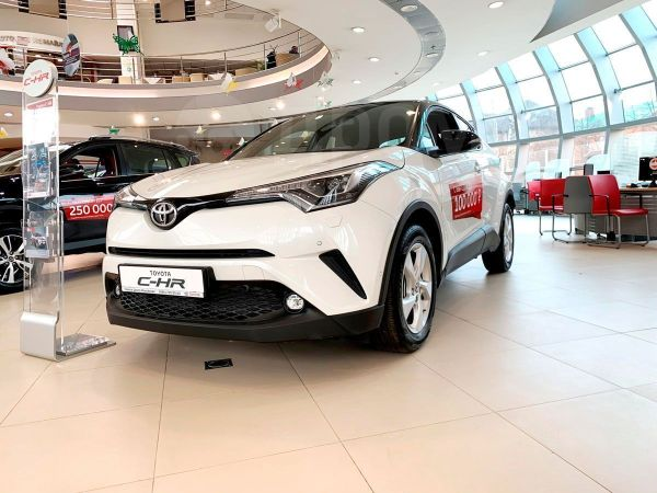 Toyota C-HR, 2019 год, 2 069 000 руб.