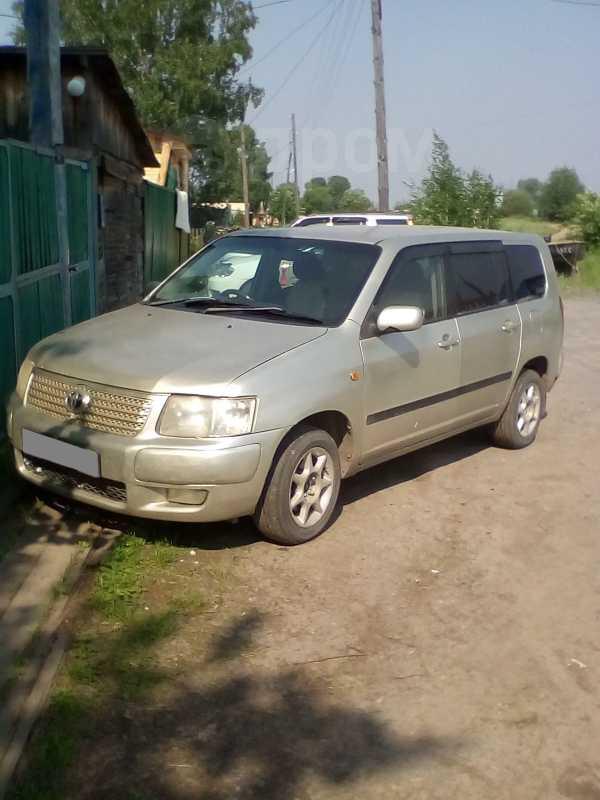 Toyota Succeed, 2003 год, 335 000 руб.