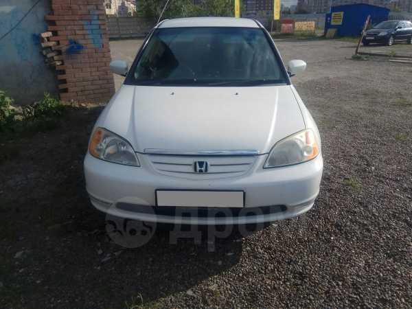 Honda Civic Ferio, 2003 год, 300 000 руб.