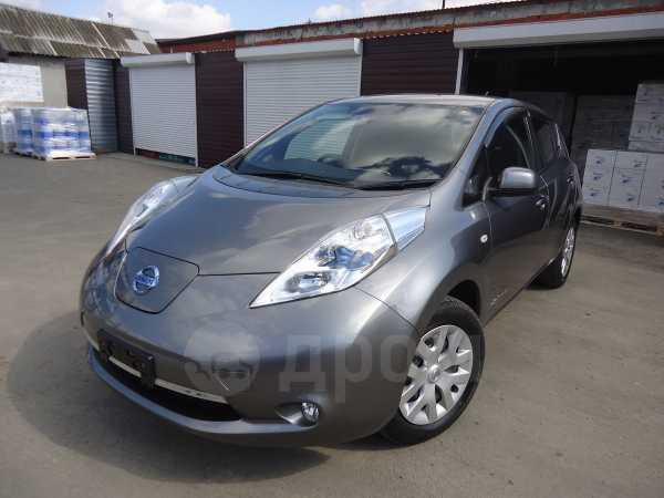 Nissan Leaf, 2013 год, 635 000 руб.