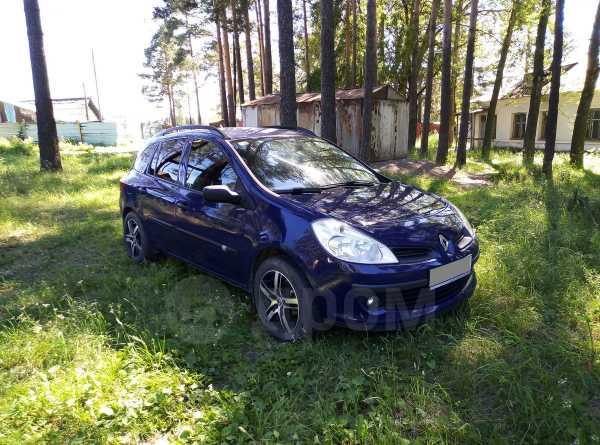 Renault Clio, 2008 год, 300 000 руб.