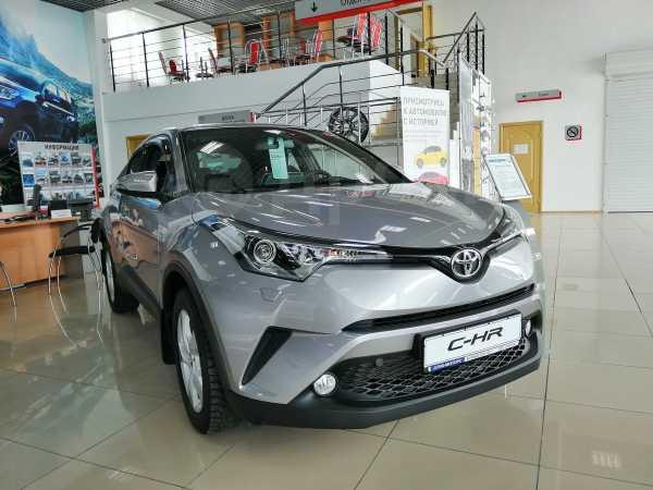 Toyota C-HR, 2018 год, 1 892 150 руб.