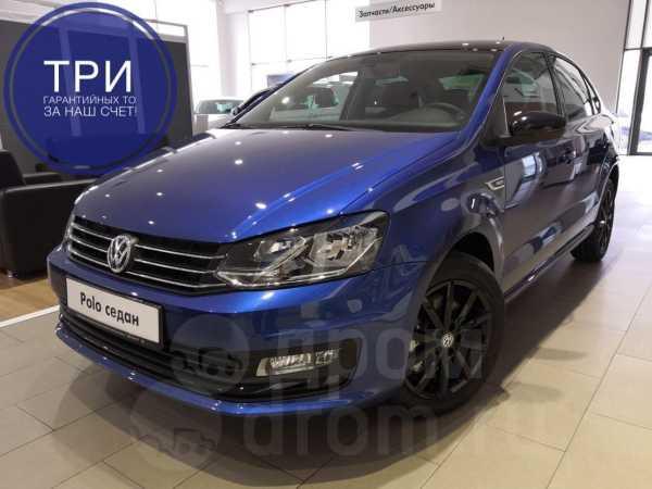Volkswagen Polo, 2018 год, 971 290 руб.
