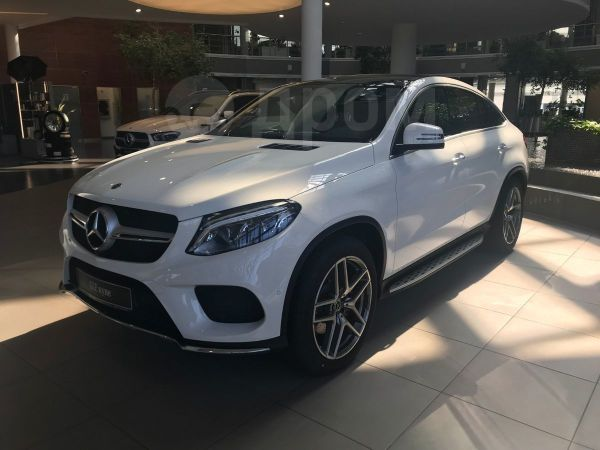 Mercedes-Benz GLE Coupe, 2018 год, 5 200 000 руб.