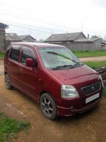 Усть-Уда Wagon R Plus 2000
