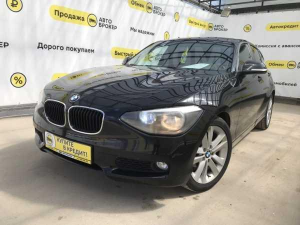 BMW 1-Series, 2013 год, 743 000 руб.