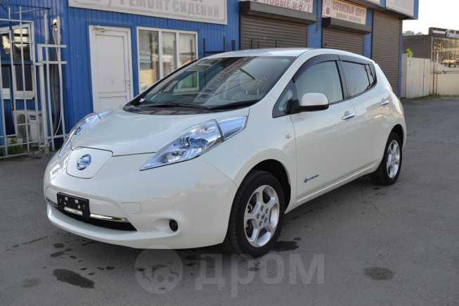 Nissan Leaf, 2011 год, 588 000 руб.