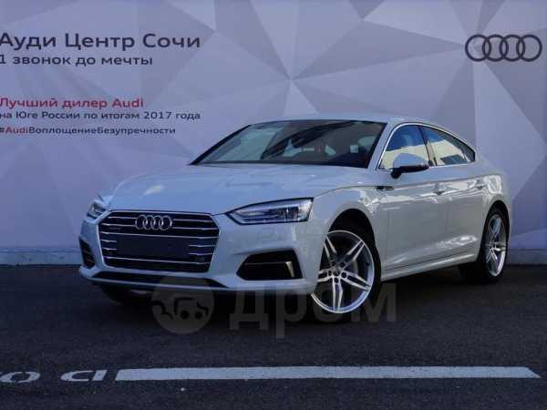 Audi A5, 2018 год, 3 235 894 руб.