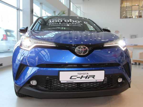 Toyota C-HR, 2019 год, 2 089 000 руб.