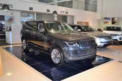 Нижний Новгород Range Rover 2019