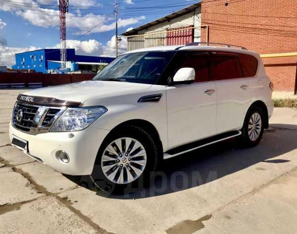 Nissan Patrol, 2011 год, 1 650 000 руб.