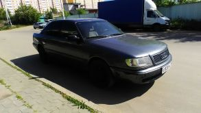 Калуга Audi 100 1991
