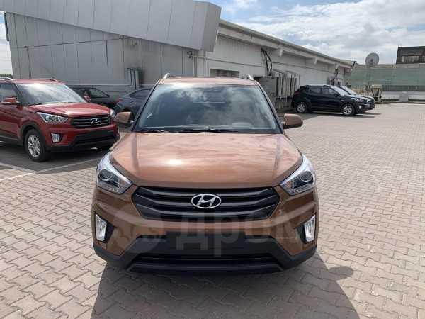 Hyundai Creta, 2019 год, 1 208 000 руб.