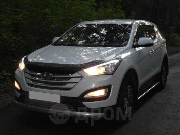 Hyundai Santa Fe, 2014 год, 1 255 000 руб.