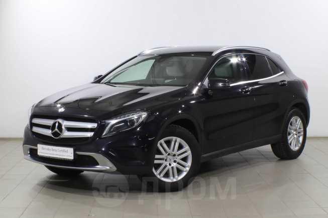 Mercedes-Benz GLA-Class, 2016 год, 1 595 000 руб.