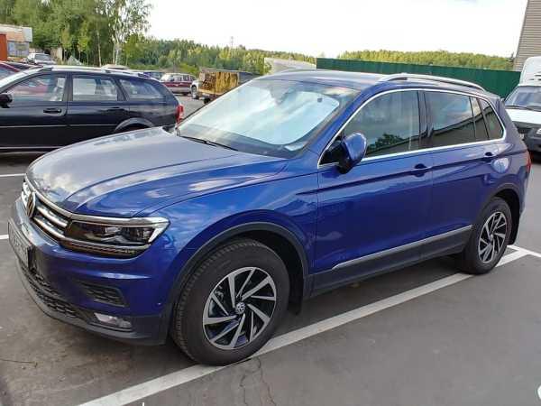 Volkswagen Tiguan, 2018 год, 1 830 000 руб.