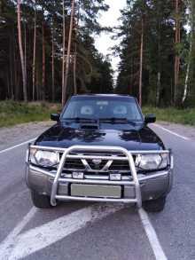 Курган Patrol 2000