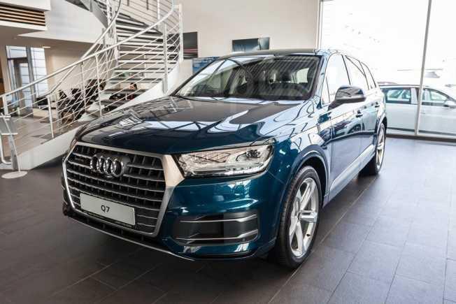 Audi Q7, 2019 год, 4 912 070 руб.