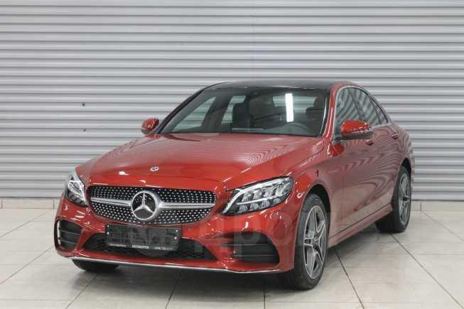 Mercedes-Benz C-Class, 2019 год, 3 322 000 руб.