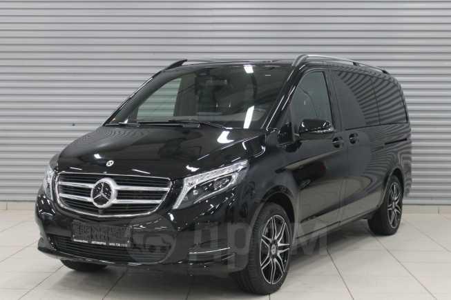 Mercedes-Benz V-Class, 2019 год, 6 338 000 руб.