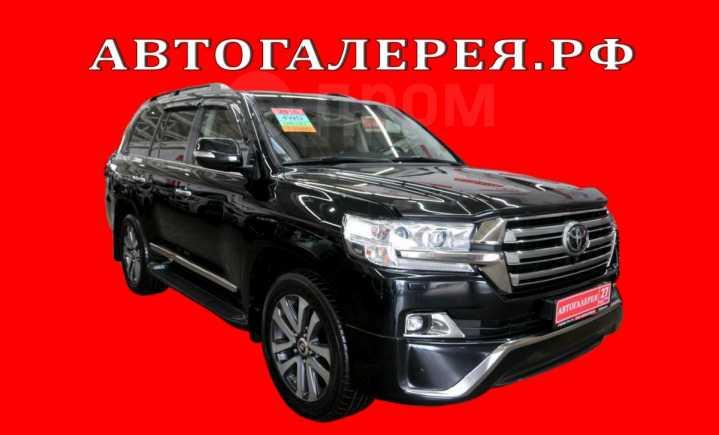Toyota Land Cruiser, 2016 год, 4 098 000 руб.