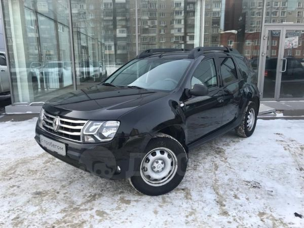 Renault Duster, 2016 год, 571 500 руб.