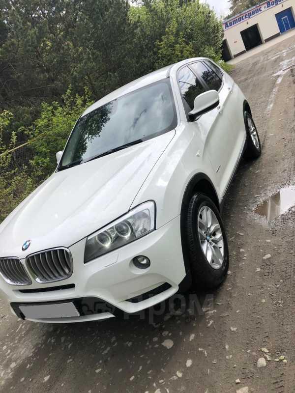 BMW X3, 2011 год, 896 000 руб.