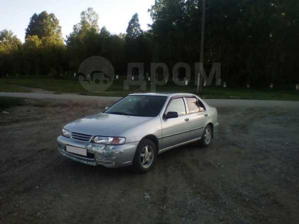 Nissan Pulsar, 1999 год, 127 000 руб.