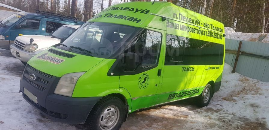 Ford Tourneo Connect, 2012 год, 500 000 руб.