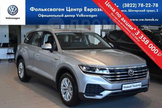 Volkswagen Touareg, 2019 год, 3 508 000 руб.